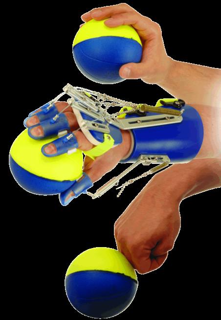 SaeboFlex. Ortesis para recuperación de movilidad en muñeca, mano y dedos